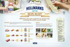 CCSP: Recipe Receipt (BRONZE BRANDED E CONTENT & ENTERTAINMENT / CANNES 2012)