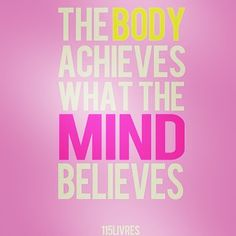 """The body achieves what the mind believes"" - Remember to stay focused on your goals and you will get there! Get results faster with compression socks to enhance performance, speed up recovery and prevent injury. Check out www.brightlifego.com for more."