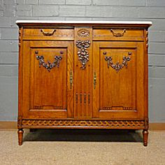 19th Century French Antique Louis XVI Style Buffet