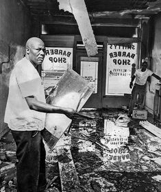 If you don't know history, then you don't know anything. You are a leaf that doesn't know it is part. Us History, Black History, Watts Riots, Michael Crichton, James Brown, New Chapter, The Past, In This Moment, Barber Shop