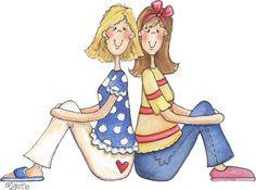 imagens decoupage clipart amizade 1 (18)