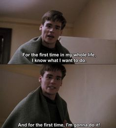 Robert Sean Leonard in The Dead Poets Society 1989 Best Movie Quotes, Tv Show Quotes, Film Quotes, Cinema Quotes, Movies And Series, Movies And Tv Shows, Dead Poets Society Quotes, Citations Film, Robert Sean Leonard