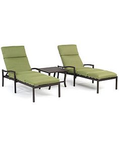 Commacys Outdoor Furniture : ... - Patio & Outdoor Dining Sets - furniture - Macys. Set of 3 $750