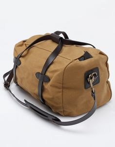 Duffel Bag with Detachable Sling