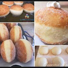 Donut Recipes, Sweets Recipes, No Bake Desserts, Just Desserts, Baking Recipes, Delicious Desserts, Yummy Food, Churros, Confort Food