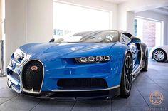 The Bugatti Chiron. by germieshih Super Sport, Super Cars, Bugatti Chiron, Exotic Cars, Dream Cars, Vehicles, Instagram Posts, Car, Luxury Cars