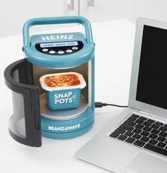 .USB microwave heater