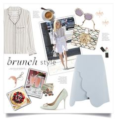 """Sunday Brunch"" by grrr8style ❤ liked on Polyvore featuring New Balance, Semilla, MICHAEL Michael Kors, Zadig & Voltaire, Carven, Giancarlo Petriglia, Sigma Beauty, Dima, Sophia Webster and House of Harlow 1960"