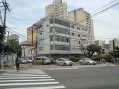 Condomínio residencial. Rua 7, Centro, Goiânia.