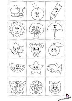 Schede accoglienza classe prima Educational Activities For Preschoolers, Motor Skills Activities, Alphabet Activities, Drawing Tutorials For Kids, Drawing For Kids, Line Drawing, Birthday Coloring Pages, Cartoon Cow, Cloth Paper Scissors