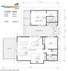 Casuarina Bush And Beach House Home Designs