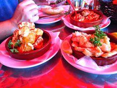A taste of Spain at the Costa Brava restaurant in Pacific Beach, CA Pacific Beach, Costa, Spain, Restaurant, Meals, Food, Kitchens, Meal, Diner Restaurant