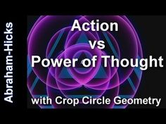 Abraham-Hicks ۞ Action vs. Power of Thought