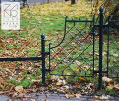 Fences - detail...