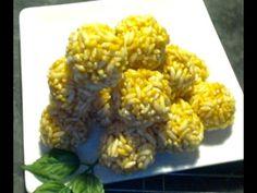 Murmura Laddu-Kid's Friendly-Healthy Alternative for Caramel Corn