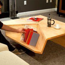 beautiful nook coffee table