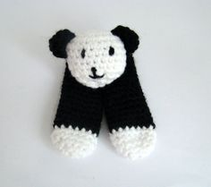 Two Finger Dog Puppet by DaydreamDestination on Etsy, £6.00