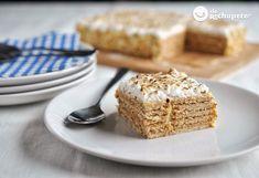 Cómo hacer tarta Fabiola de galletas. Un postre muy fácil, sabroso y barato que triunfará en todos los cumpleaños. Perfecta para hacer con niños en casa. Paso a paso con fotos y consejos de preparación.