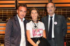 Antonio Gallo, Ariela Goggi, Guido Mondani