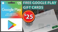 Google Play Codes, Get Gift Cards, Gift Card Giveaway, Coding, App, Youtube, Gifts, Free, Presents