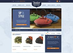 Jenier Teas - Shop of the day on: 08/04/2015
