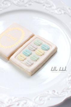 Ladurée Macaron Cookies