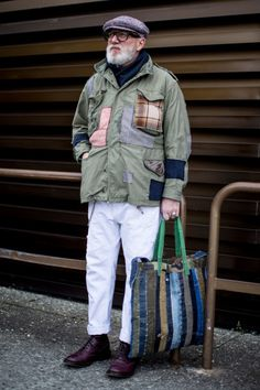 The 87 Best Street Style Looks From Men's Fashion Week: London, Milan and Pitti Uomo | Fashionista