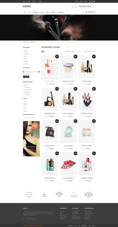 Korin - eCommerce PSD Template by Plaza-Themes | ThemeForest