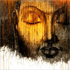 From TheBuddhism.Net The Lord Buddha once visited Ambalattika temple where Venerable Rahula was living and, by using a mirror as a simile, explained to him. Budha Painting, Tanjore Painting, Buda Zen, Art Studio Room, Buddha Wisdom, Buddha Face, Meditation Art, Gautama Buddha, Photo D Art