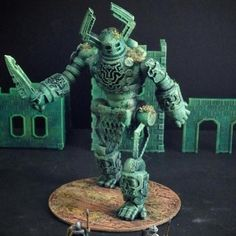 Download on https://cults3d.com #3dprinting 3D printing The Awoken (15mm scale), Dutchmogul