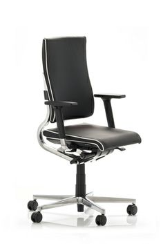 Office chair monobalance from ROHDE & GRAHL, designed by Martin Ballendat - www.rohde-grahl.nl