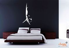 Dark Knight Batman Wall Decal by ChamberDecals on Etsy