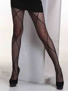 Net Pantyhose Christmas Accessory