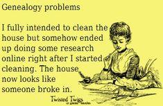 Genealogy Problems