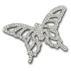 Swarovski Nightingale Brooch from Borsheims