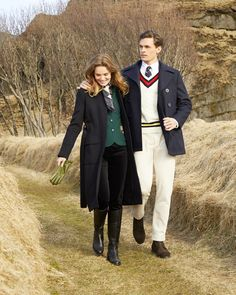 Get Classic Winter Styles for Men & Women at Brooks Brothers Preppy Style Winter, Preppy Style Men, Plus Size Bohemian Dresses, Preppy Mens Fashion, Golf Fashion, Brothers Clothing, Ivy Look, Countryside Style, Ivy League Style