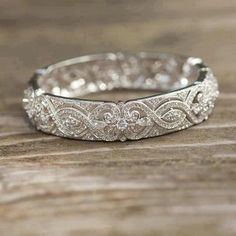 Beautiful wedding band