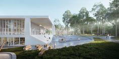 Scheldebad / Temse (Be) / Slangen+Koenis architecten
