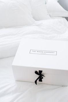 Mia Sophia | The White Company bed linen