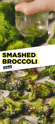 Broccoli Lovers Will Go Nuts Over TheseDelish