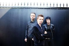 Muse, Music, Band, Chris Wolstenholme,  Matt Bellamy,  Dominic Howard
