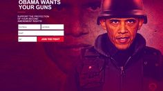 PROOF THAT OBAMA ISN'T COMING FOR YOUR GUNS: Though Ted Cruz (who ran this ad) and the NRA want you to believe differently, here's why no one is coming for your guns. 1) gun sales have doubled in last decade 2) The Constitution prevents it, and even if he wanted to, it would take YEARS to make any changes to the Constitution. Obama has 1 year left. 2) If he was going to take your guns, he's been pretty bad at it. It's been 7 years  http://ow.ly/Xn8Ej