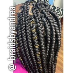 Box Plaits, Braids, Crochet, Fashion, Bang Braids, Moda, Fashion Styles, Braid Hairstyles, Knit Crochet