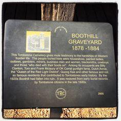 #boothillgraveyard #tombstoneaz