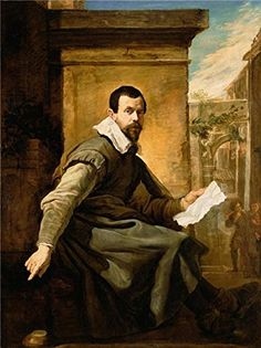 Portrait of a Man with a Sheet of Music, Domenico Fetti Italian, about Paul Getty Museum National Gallery Of Art, Art Gallery, A4 Poster, Poster Prints, Google Art Project, Getty Museum, Renaissance Paintings, European Paintings, Vintage Artwork