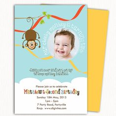 Photo birthday invitation1st birthday invitationboy birthday photo birthday invitation1st birthday invitationboy by digivites filmwisefo