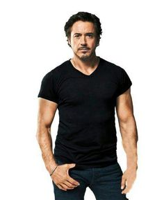 hubba hubba! Robert Downey Jr