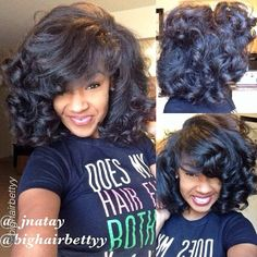 """Gorg by @bighairbettyy """"If you like this style stay tuned!! Yutorial will be up tonight on my YouTube Channel Big Hair Bettyy and we..."""