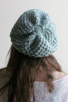 Slouchy Beanie Hat Winter