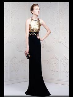 Dress by Alexander Mc Queen (Resort 2013)